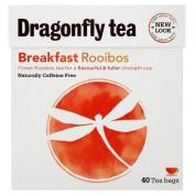 Dragonfly Tea Naturally Caffeine Free Rooibos Breakfast Tea