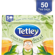 Tetley Decaff Pure Green Tea Bags