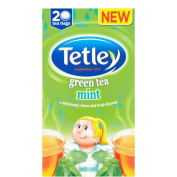 Tetley Green Tea Mint (20)