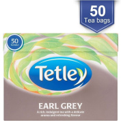 Tetley Earl Grey Tea Bags (50)