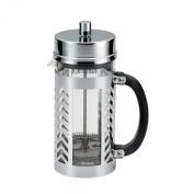 BonJour Coffee 52888 8-Cup Chevron French Press