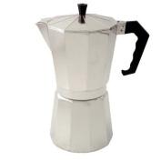12 Cup Aluminium Moka Espresso Maker