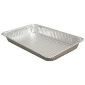 HFA 4020-70-50 Full-Size 5.1cm - 0.2cm Deep Foil Pan - 50 / CS