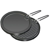 Magma 2 Sided Non-Stick Griddle 28cm - 1.3cm Round