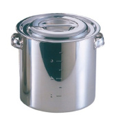 EBM Molybdenum Acid Resistant Kitchen Stockpot 20cm