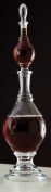 Global Views Glass Double Decanter