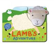 Softie Book - Lamb