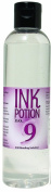 Tsukineko 240ml Refill with Pour Spout Ink Potion No. 9 Water-Based Blending Fluid