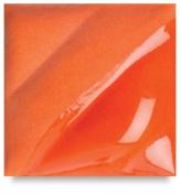 Amaco Velvet Underglaze - Pint - V-389 Flame Orange