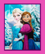 Disney frozen Panel 110cm Fabric by the Yard