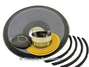 SS Audio Recone Kit for 38cm JBL 2226H Woofer, 8 Ohms, RK-JBL2226-8