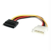 StarTech Cable SATAPOWADAP 15cm LP4 to SATA Power Cable Adapter M/M