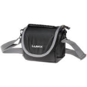 Panasonic Digital Camera Carrying Case (Black) Compatible with FZ Series Lumix Cameras