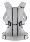 BABYBJORN Baby Carrier One, Silver