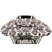 Balboa Baby Shopping Cart Cover - Paris