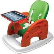 CTA Digital iRocking Play Seat for iPad with Feeding Tray