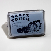 Baby's Touch Baby Safe Reusable Hand & Foot Print Ink Pads - BLUE