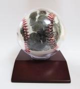 Little MVPs Handprint Baseball Kit