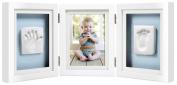 Pearhead Babyprints Deluxe Desk Frame, White