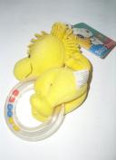 Peanuts Baby Snoopy Best Friend BABY WOODSTOCK Rattle Ring