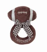 Bearington Baby- Touchdown Ring Rattle