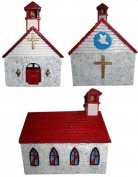 Church Bank Rural Savings Bank Hand Coloured