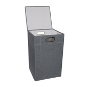 JJ Cole Heather Hamper, Slate