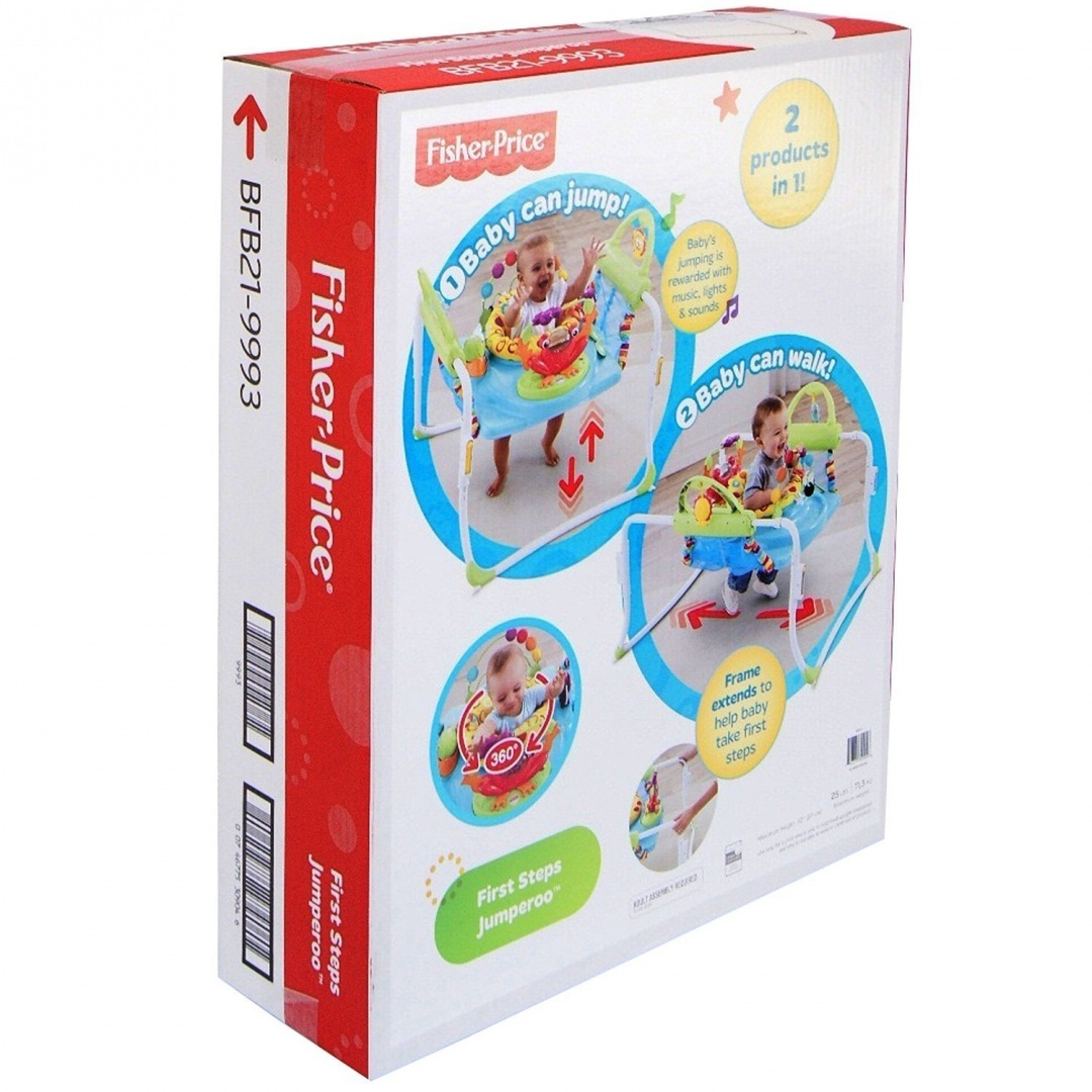 f9671ceed470 Fisher-Price First Steps Jumperoo by Fisher-Price - Shop Online for ...