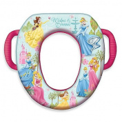 Ginsey Disney Baby Soft Potty Seat - Wishes & Dreams Princess