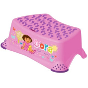 Dora the Explorer Deluxe Step Stool with Extra Grip