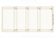 Supergate Extra-Wide Gate, Ivory