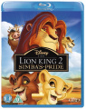 The Lion King 2 - Simba's Pride [Region B] [Blu-ray]
