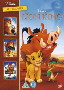 The Lion King Trilogy [Region 2]