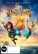 TINKERBELL AND THE PIRATE FAIRY [DVD_Movies] [Region 4]