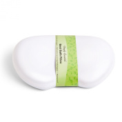 Bath Pillow - Luxury Spa Bath Pillow with Heavy Duty Suction Cups. Supreme Bath Pillow - Spa Pillows Hot Tub - Jacuzzi Pillow. Fits in Any Size Bathtub - Jacuzzi, - Spa. The Bath Pillow Size Is 12 X 20cm X 7.6cm . New Product for 2014 Holidays. Best Gi ..