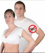 EWIN(R) 120pcs Disposable Underarm Sweat Guard Pad Armpit Sheet Liner Dress Clothing Shield