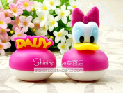Disney Characters 3D Travel Contact Lens Case Kit Holder in Original Box