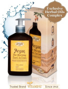 Best Leave-In Conditioner for Natural Hair - Alcohol & Sulphate Free Hair Moisturiser Relaxer Moroccan Argan Oil Daily Nourishing Moisturising Cream Lotion ★ Hair Nourishment Relaxing Treatment for Normal to Dry Hair ★ Nourishes, Moisturises, Hydra ..