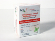 TCS 4505-01 - Concentrated Denture and Appliance Cleaner Professional Strength 10/pk Mint