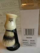 Omega Shaving Brush and Stand Pure Bristles # 80266