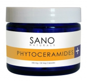 Phytoceramides 350 mg Plant Derived Capsule