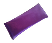 Lavender Eye Pillow- Silk Eye Pillow for Yoga, Meditation and Relaxation. Purple, Blue or Black This Eye Mask Is Perfect for Sleeping. Our Pillows Are Made of Lavender Flowers and Organic Flax Seed. Get One for Yourself or As a Gift.