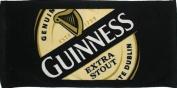 Guinness Extra Stout - 1759 Label Bar Towel 48cm x 24cm 100% Cotton