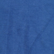 SyFabrics stretch micro suede fabric 150cm wide Royal Blue