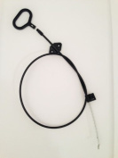 Universal Recliner Replacement Cable -Exposed Length 12cm with Spring- Overall 100cm