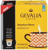 Gevalia Single-cup Coffee Signature Blend [Pack of 2]