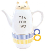 Tea For Two - Pig