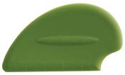 iSi North America B10004 Silicone Scraper Spatula, Green