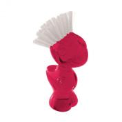 Koziol,Tweetie 5029536 Red Vegetable Brush, 2,76X2,15cm X 13cm