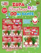 ZUPA Christmas LOOMI BANDZ D.I.Y 300-Pack Christmas Bands + 3 Christmas Charms!!!